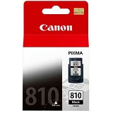 CANON Black Ink Cartridge [PG-810] - Tinta Printer Canon